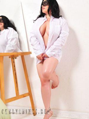 индивидуалка проститутка Гуля, 26, Челябинск