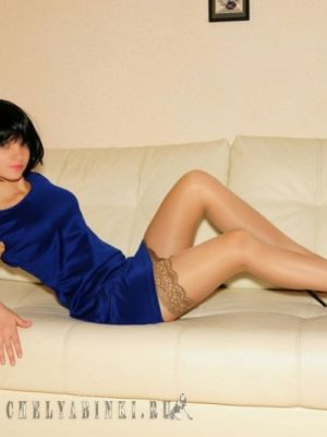индивидуалка проститутка Грета, 25, Челябинск