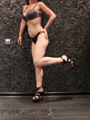 индивидуалка проститутка Октябрина, 30, Челябинск