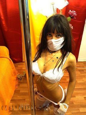 индивидуалка проститутка Юлечка, 25, Челябинск