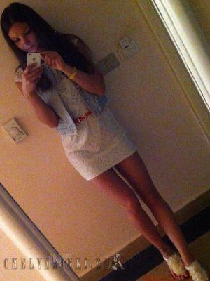 индивидуалка проститутка Каролинка, 22, Челябинск