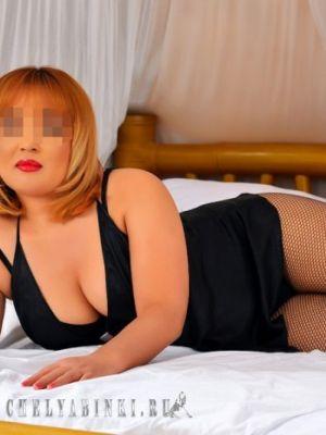 индивидуалка проститутка Анжелика, 27, Челябинск