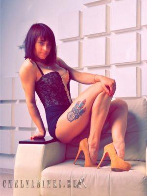 индивидуалка проститутка Алёна, 23, Челябинск