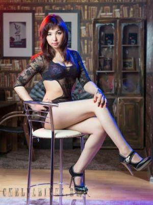 индивидуалка проститутка Алисия, 25, Челябинск