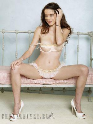 индивидуалка проститутка Саломея, 22, Челябинск